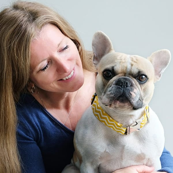 Sarah-Jane White of Ruffle Snuffle's Life with Pets