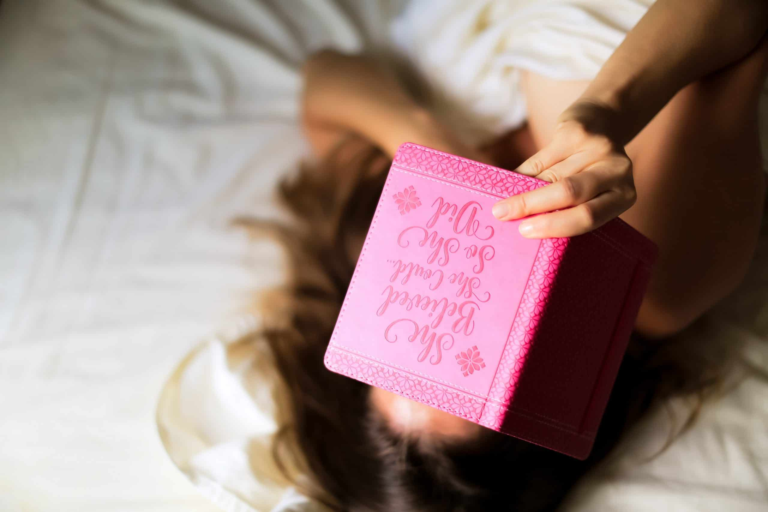 Journaling to find your best self