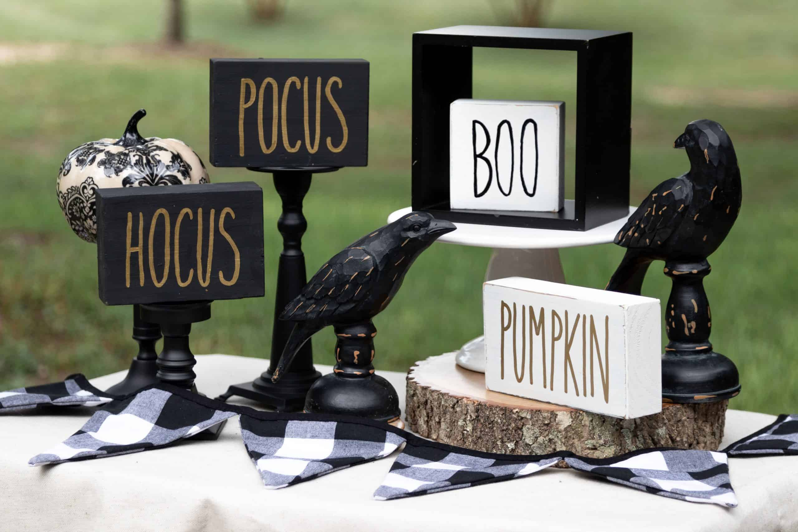 15 DIY halloween decorations for your home