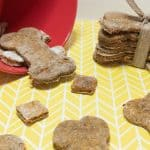 Best ever carrot dog biscuit treats