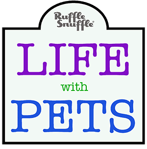 Ruffle Snuffle's Life with Pets Blog