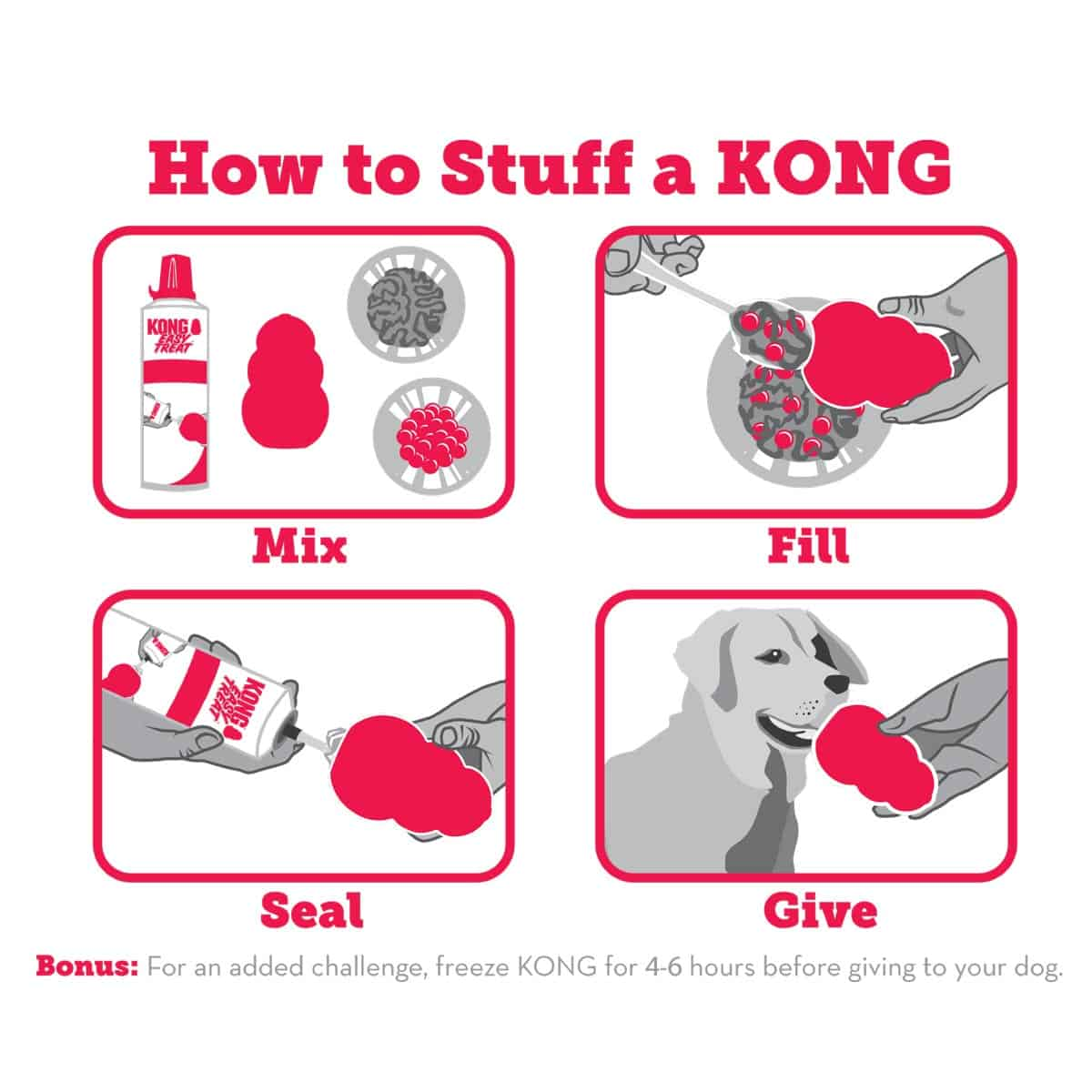 how to stuff a kong 3