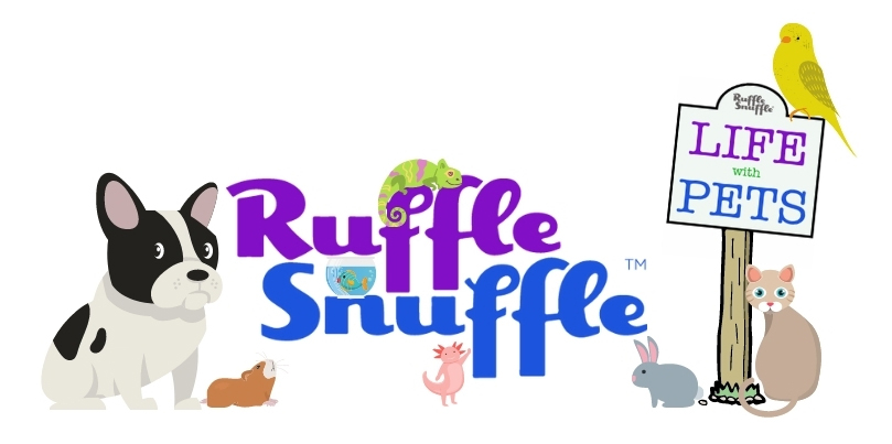 Ruffle Snuffle – Life with Pets